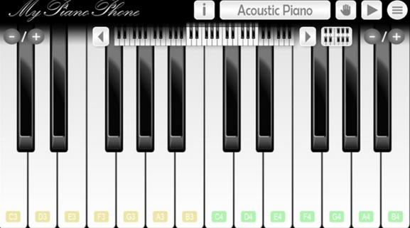 تحميل برنامج بيانو حقيقي ويندوز 10 مجانا My Piano for windows 10