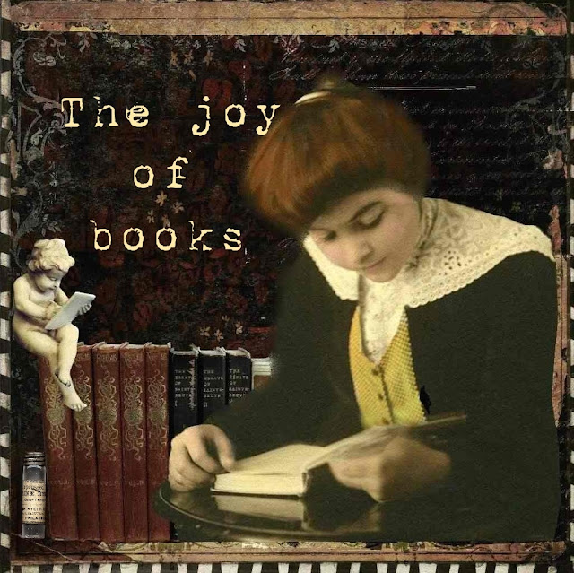 The Three Muses Challenge - BOOKS
