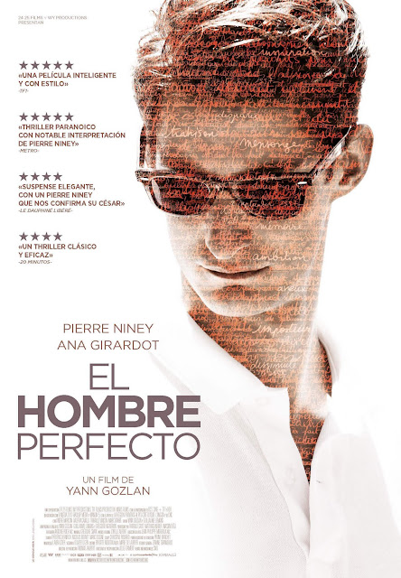 Cartel: El hombre perfecto
