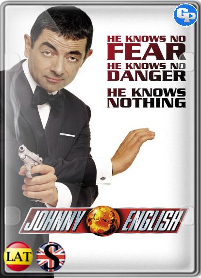 Johnny English (2003) HD 720P LATINO/INLGES
