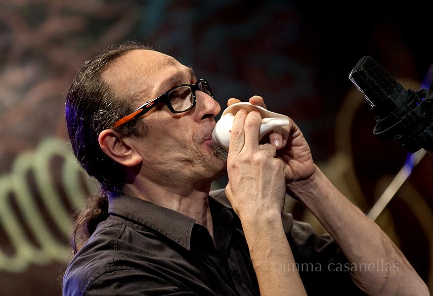 Ramon Fossati, Nova Jazz Cava, Terrassa, 5/3/2016
