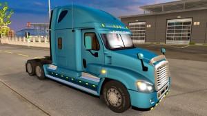 Freightliner Cascadia truck mod