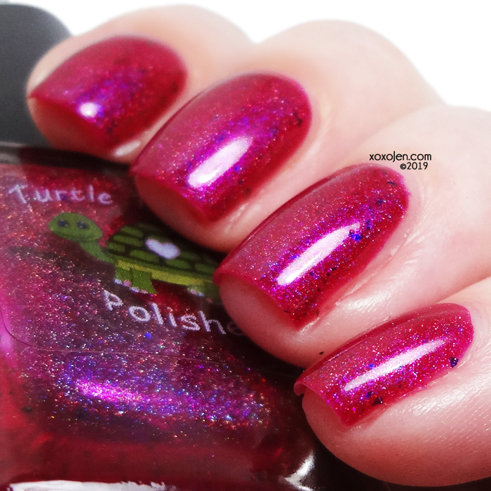 xoxoJen's swatch of Turtle Tootsie Polishes George