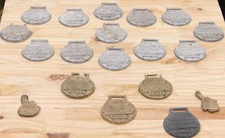 médailles du biathlon 2018