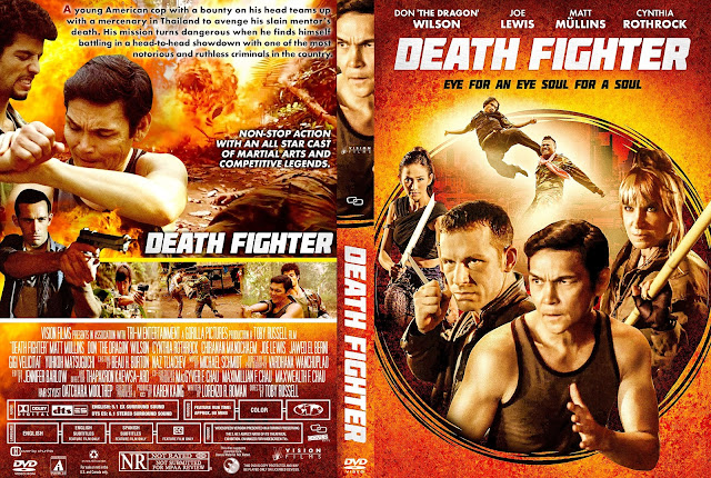 Death Fighter DVD Cover