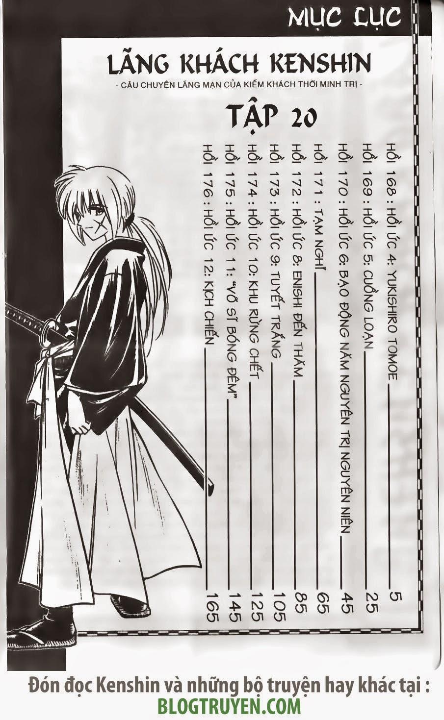 Rurouni Kenshin chap 168 trang 2