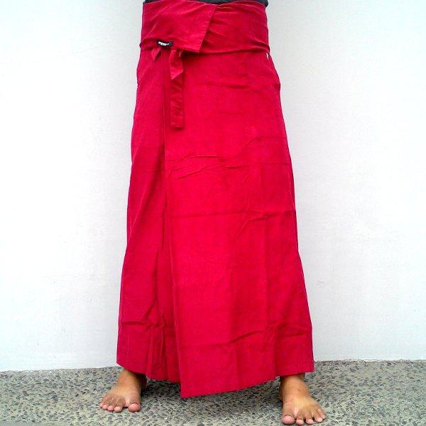 Celana Sarung Preview Reddish