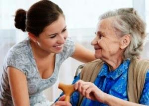 Caregiver Of Alzheimer's Sufferer