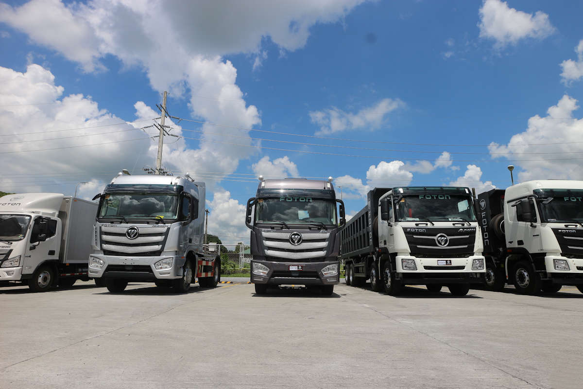 Foton Philippines Saves You Up To 40 Percent In Maintenance Cost