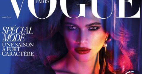 French 'Vogue' Has Its First Transgender Cover Model