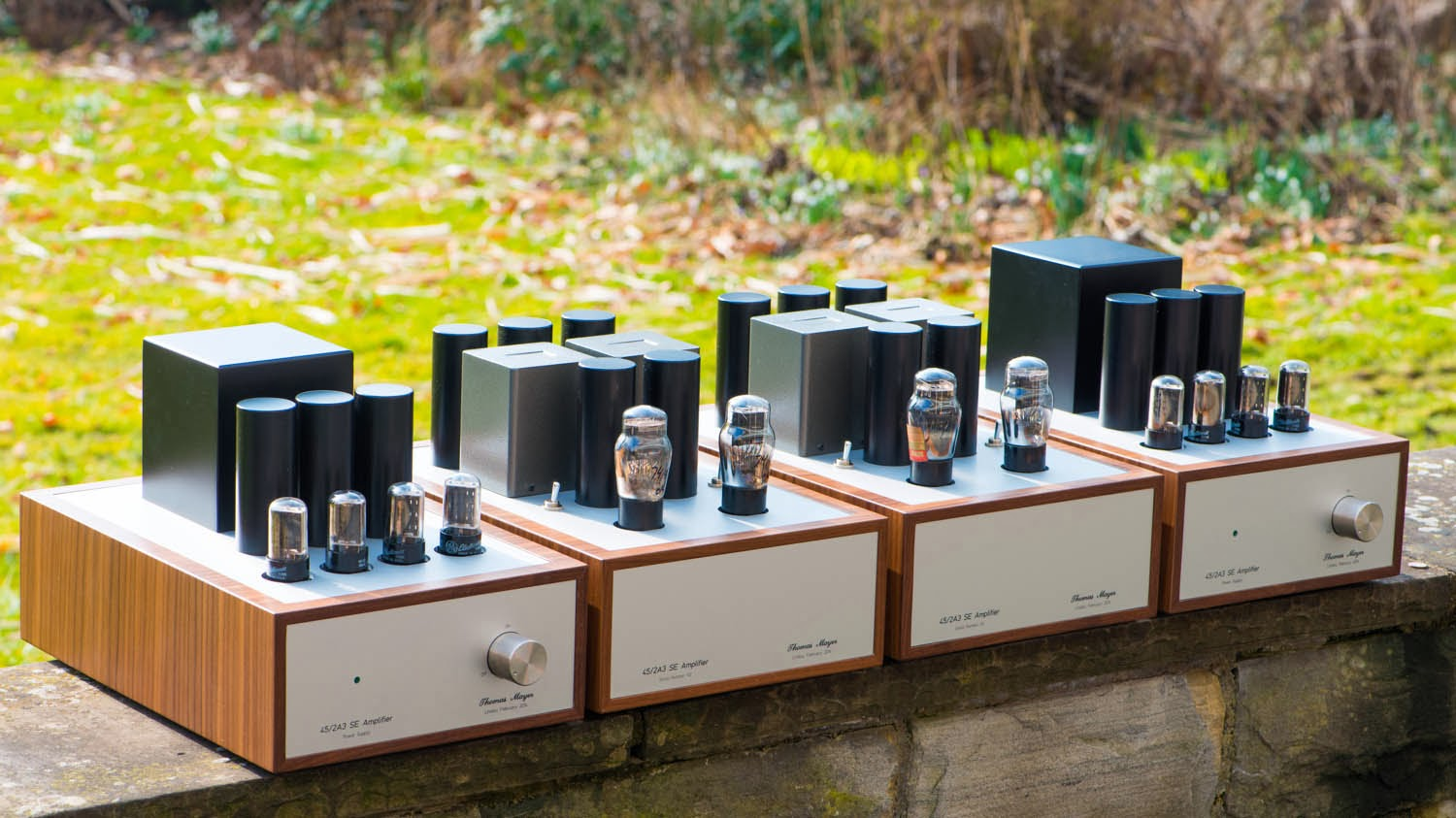 Triode Labs 2a3 Signature Amp Photo  2a3  Triode Lab 2a3  For Sale