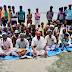 बांध व ठोकर निर्माण हेतु दूसरे दिन भी ग्रामीणों सुदामा का अनशन जारी