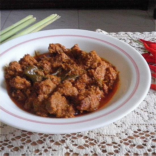 Rendang Rempah Recipe @ treatntrick.blogspot.com
