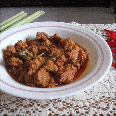 Rendang Rempah Recipe @ treatntrick.blogspot.com