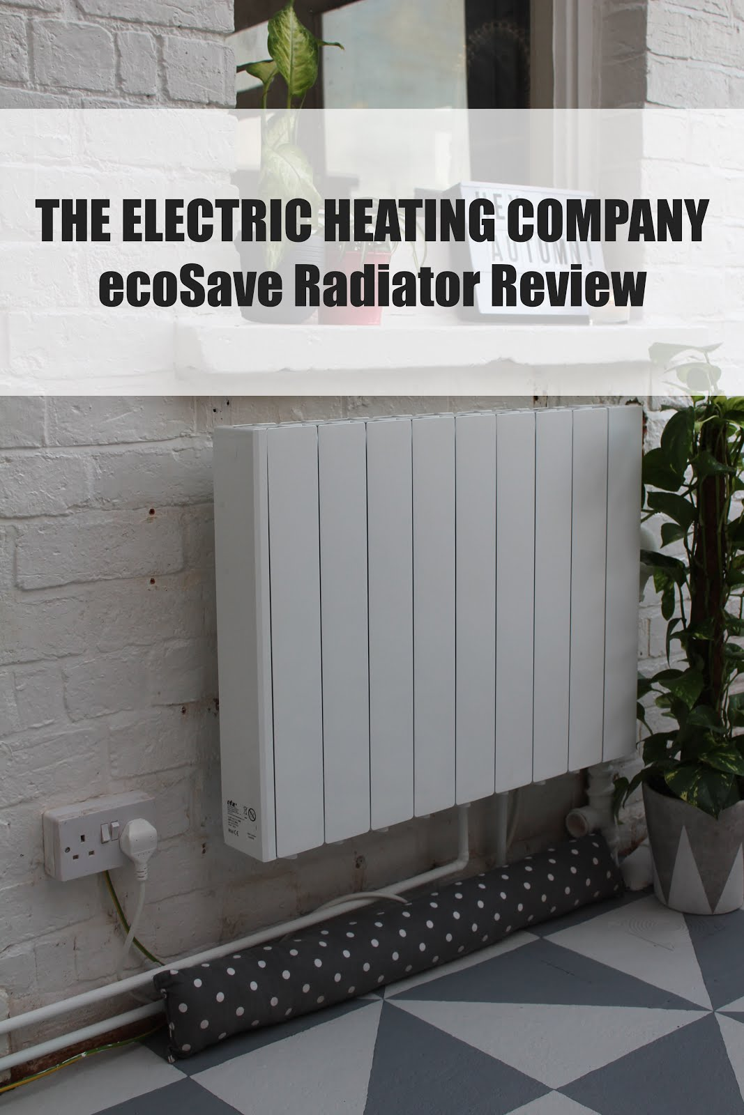The Electric Heating Company ecoSave Radiator Review