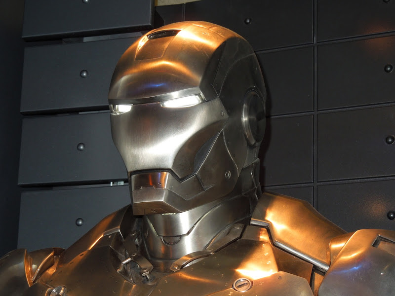 Iron Man Mark II helmet