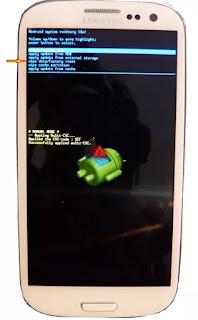 Como formatar celular android