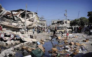 Se eleva a 17 los  muertos en Haití por el terremoto