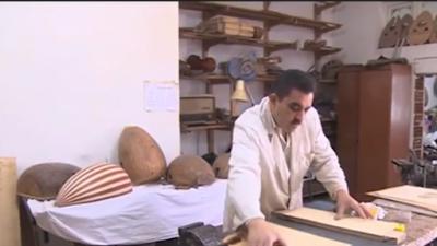 أنواع الأخشاب المستعملة في صناعة آلة العود