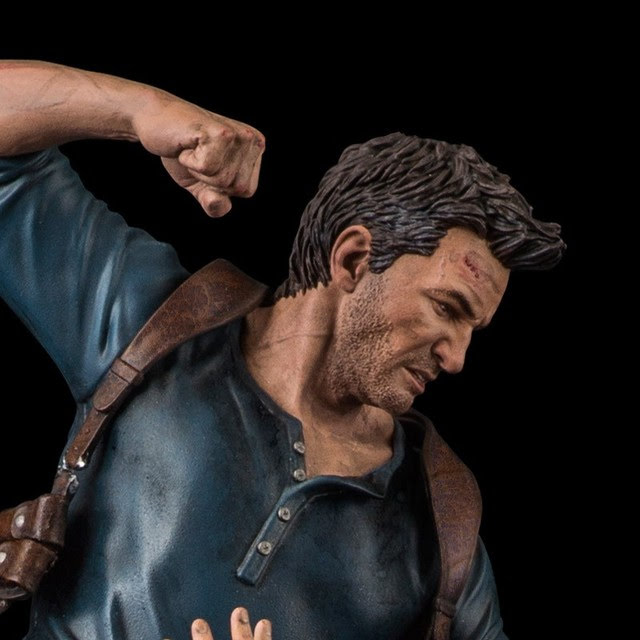 Dr Jengo S World Uncharted 4 Statue Revealed By Playstation