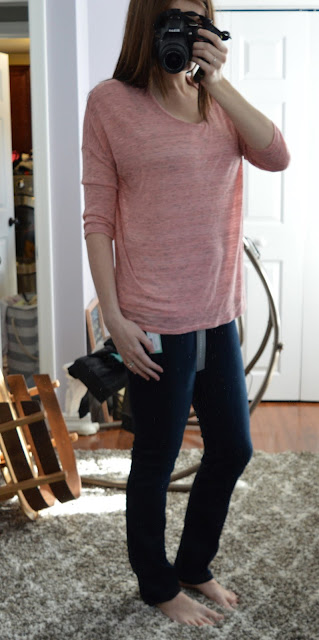 Papermoon Carlito Dolman Knit Top - Stitch Fix Review