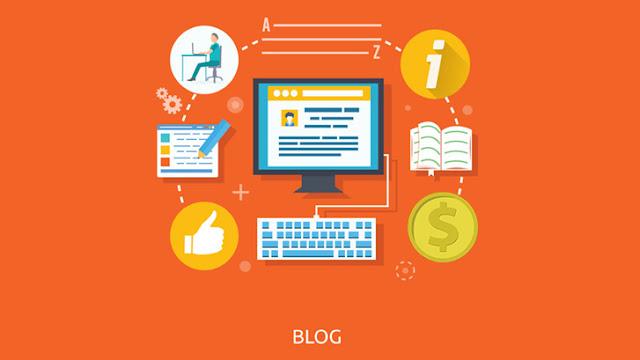 Menjadi blogger butuh kerja keras