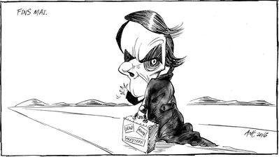 Tertúlia : No és un adéu per sempre, senyor Aznar, oi?