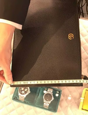 92445b98df3 Gucci 2017 GC Clutch Color  As Picture Size  30.5cm x 21cm. Price  RM380.00    USD127.00. Whatsapp  016 692 7877