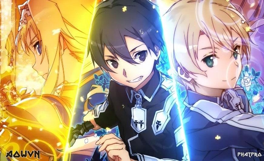 SAO%2B %2BPhatpro%2B%25283%2529 min - [ Anime 3gp Mp4 | Ep 20 ] Sword Art Online SS3 : Alicization | Vietsub - Tuyệt Phẩm Tái Xuất - Hành Động Siêu Hay