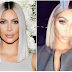 Kim Kardashian gets a new look