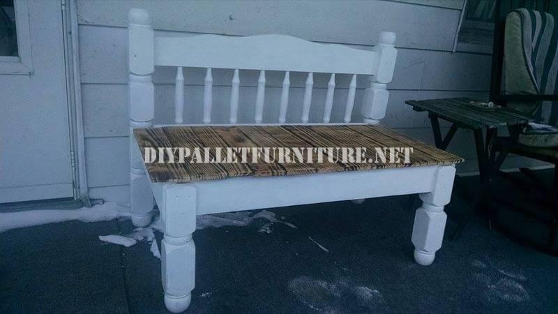 Hermosa Muebles De Asiento Del Banco Cama Componente - Muebles Para ...