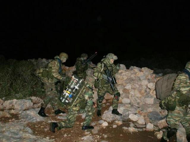 Με το «δάκτυλο στην σκανδάλη»  Ετοιμάζουν χτύπημα οι Τούρκοι- Κρίσιμες ώρες: Αμεση εντολή επάνδρωσης με Έλληνες κομάντος στις Βραχονησίδες