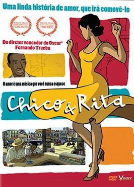 Chico & Rita BDRip AVI Dual Áudio + RMVB Dublado