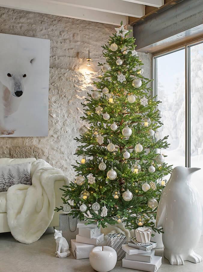 6 Estilos De 225 Rvores E Mesas De Natal Decora 231 227 O E Ideias