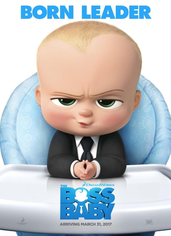 Cine-i sef acasa Online dublat in romana –  The Boss Baby
