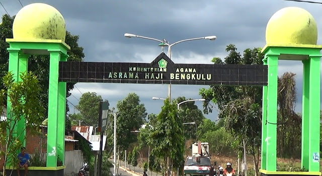 Image result for asrama haji bengkulu