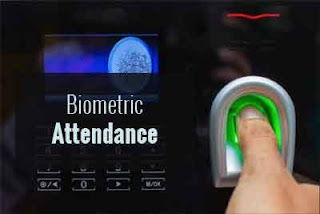 biometric attendance