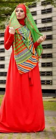 Gaya Baju Muslim Terkini