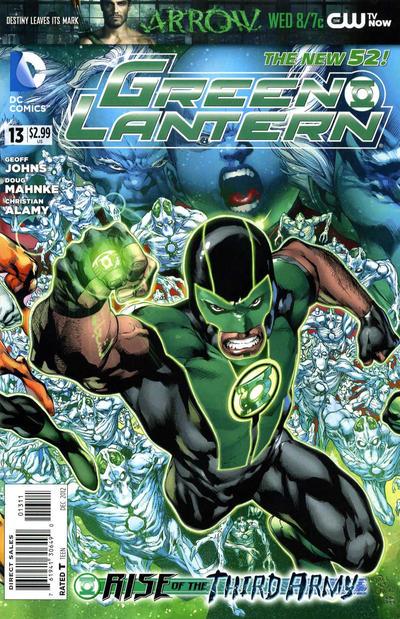 Whats The Point Of Simon Baz Green Lantern Car Thief Part 2