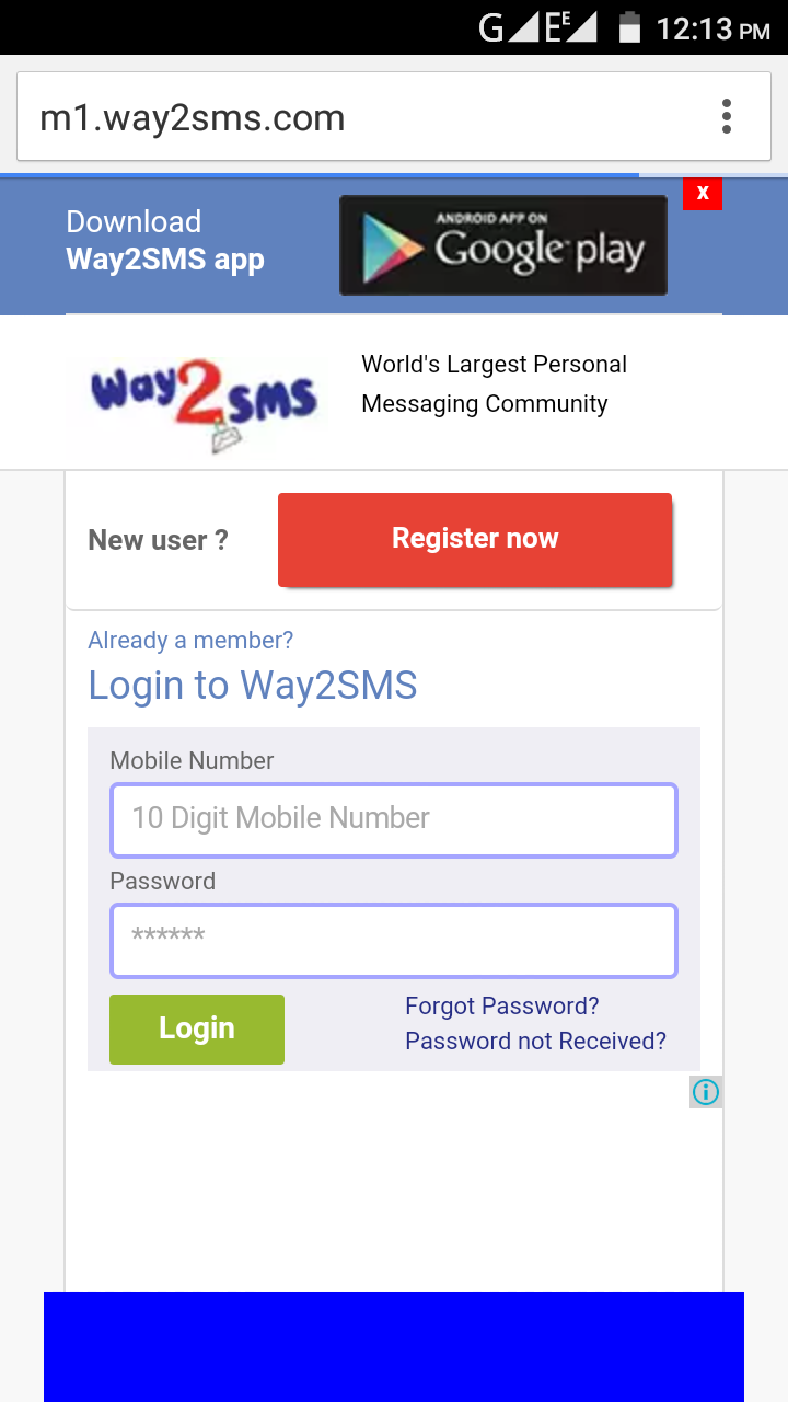 Free Sms Kaise Send Kare Internet Se ~ Hindi Me Internet