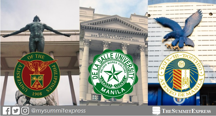 2019 Top 200 Universities and Colleges in the Philippines (Webometrics Ranking)