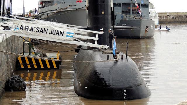ARA San Juan: Crearán una comisión de peritos con representantes de todas las partes interesadas