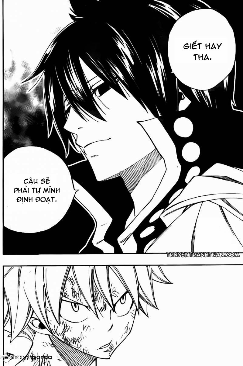 Fairy Tail Chap 378