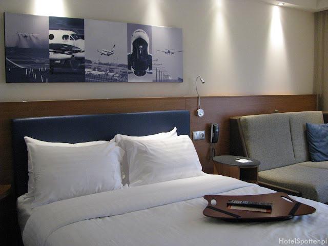 Hotel przylotniskowy Hampton by Hilton Warsaw Airport - recenzja