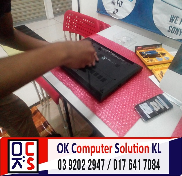 [SOLVED] DELL INSPIRON 14 TAK BOLEH ON | REPAIR LAPTOP CHERAS 2