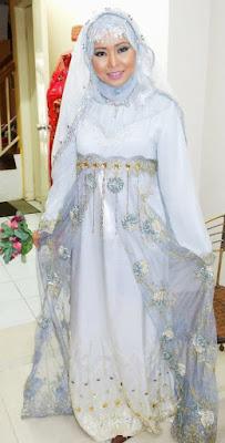 Model Gaun Pengantin Modern 2016