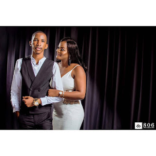 DJ Consequence & his fiancée Olayemisi set to tie the knot this July