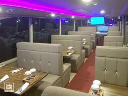 desain interior bus restoran street gourmet