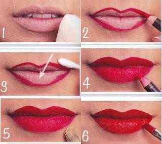 Comment bien maquiller sa bouche étape par étape
