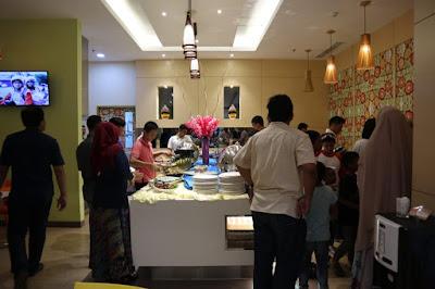 Ramadhan di Zest Hotel